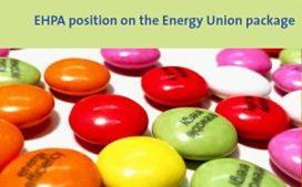 'Warmtepompen in het hart van de Energy Union!'
