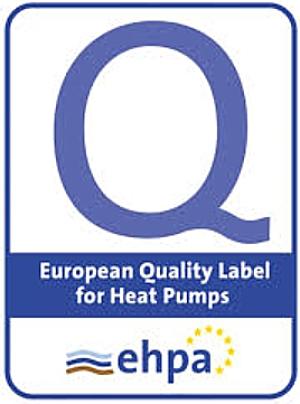 Eerste EHPA Europees Warmtepomp-kwaliteitslabel toegekend