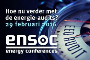 Ensoc organiseert congres over energie-audits