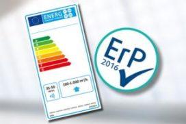 Energieregels voor luchtbehandelingskasten en ventilatiesystemen