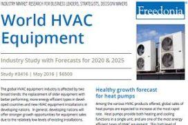 Vraag naar HVAC-apparatuur bereikt USD 122 miljard