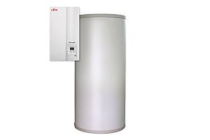 Warmtepompen geven COP van 2,15 voor tapwater