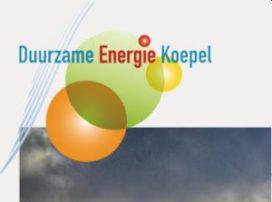 Kabinet: 'Gebruik meer hernieuwbare energiebronnen'