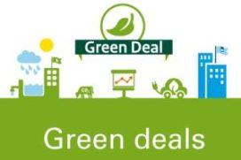 'Green Deal is een groot succes'