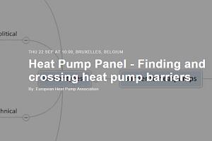Heat Pump Panel: status van ontwikkeling van de warmtepomp