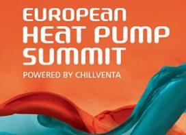 Warmtepompontwikkelingen op symposium Neurenberg