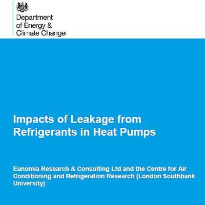 Onderzoek in UK naar lekkage warmtepompen