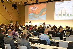 Conferentie over warmtepompen in Neurenberg