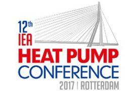 Voorlopig programma 12e IEA Heat Pump Conference 2017 gepubliceerd