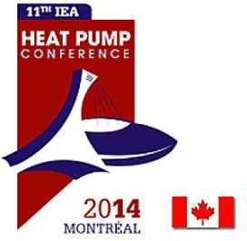 11e IEA Heat Pump Conference in Montreal