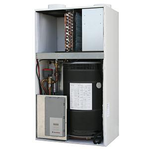 Hergebruik warme ventilatielucht voor warm water