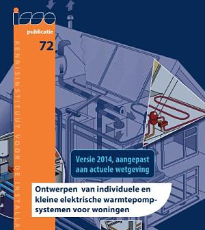 ISSO-publicatie individuele en kleine elektrische warmtepompsystemen vernieuwd