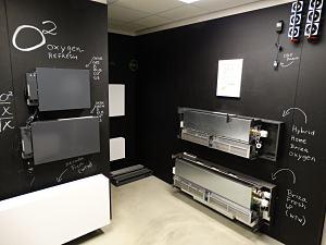 Jaga opent vernieuwde showroom