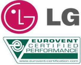 Eurovent bevestigt topspecificaties LG Multi V IV Warmtepomp