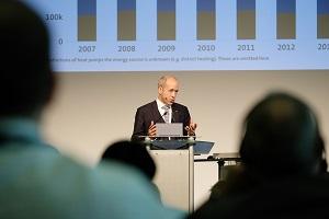 Nederlandse verkoop warmtepompen bijna verdubbeld