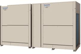 Nieuwe VRF-serie van Panasonic: 'efficiënter, stiller en een groter toepassingsgebied'