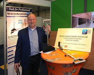Tilhulpmiddel wint Innovatie Award