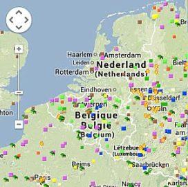 Maak uw warmtepompproject zichtbaar in Europa !