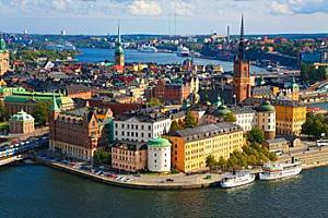Studiereis Stichting Warmtenetwerk naar Zweden