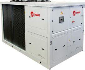 4-pijpskoelmachine koelt en verwarmt tegelijkertijd