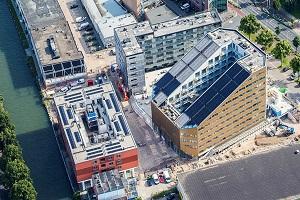 Nieuwbouw 'de Trip': eerste startersproject in Nederland met duurzaam certificaat