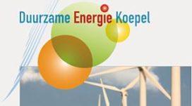 Oprichting Vereniging Duurzame Energie