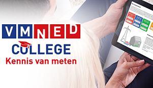 Met VMNED-opleiding leer je meten