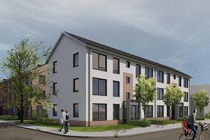'Uniek renovatieproject' maakt 12 portiekwoningen 'Nul-op-de-Meter'