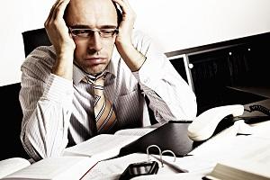 'We praten liever niet over werkstress'