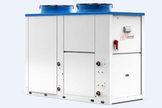 Nieuwe range omkeerbare lucht-water warmtepompen van Western Airconditioning