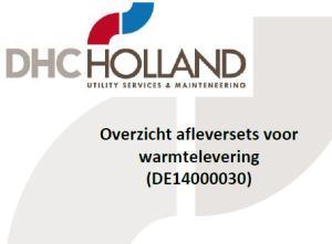 Dit zijn alle afleversets voor warmtelevering in Nederland