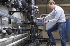 Warmtepomp in Haagse woning flexibel inzetbaar