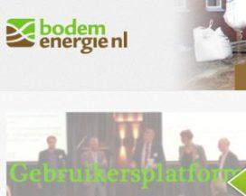 Gebruikersplatform Bodemenergie ook in 2015