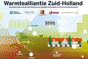 Nederlandse olieraffinage kan 'circulaire warmte' voor 450.000 woningen bieden