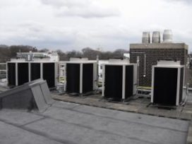 Gasabsorptiewarmtepomp is optimaal alternatief voor bestaande gebouwen