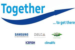 Together – To Get There: event met antwoord op klimaat- en koeltechnische uitdagingen