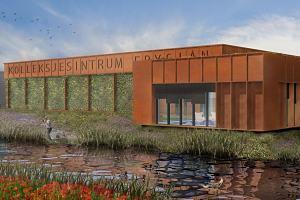 Innovatief archiefgebouw gerealiseerd
