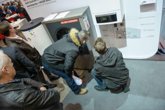 Meelopen met Warmtepompen Innovatieroute op Vakbeurs Energie in Den Bosch