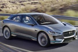 Jaguar presenteert conceptauto met warmtepomp