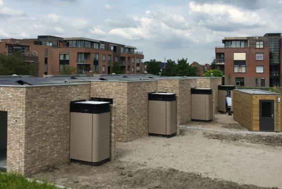 Alles over prefab-units met warmtepompen voor woningen
