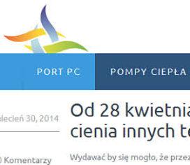 PORT PC Polen: Warmtepompen uit schaduw andere hernieuwbare technologieën