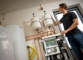 Nieuwe leerlijn over warmtepompen