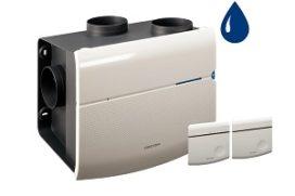 Orcon introduceert MVS-15RH CO2B Max woonhuisventilator