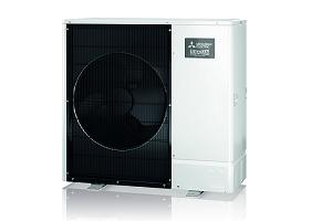 'Gelijkwaardigheids-verklaringen Mitsubishi Electric-warmtepompen vereenvoudigen EPC-berekening'