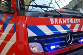 Brand in energiekast zorgt voor grote schade in woning