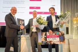 Tien nominaties voor Uneto-VNI Innovatie Award