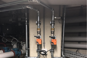 Geoptimaliseerd drukbehoudstation verhoogt rendement verwarming- en koelinstallaties