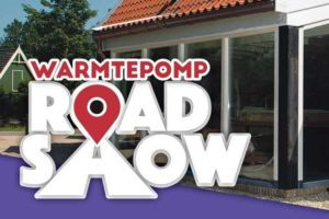Warmtepomp Roadshow in oktober van start