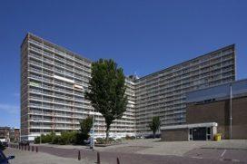 Appartementencomplex uit 1963 krijgt tweede leven en wordt gasloos