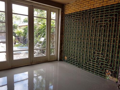 Wand En Plafondverwarming Kansrijk Alternatief Voor